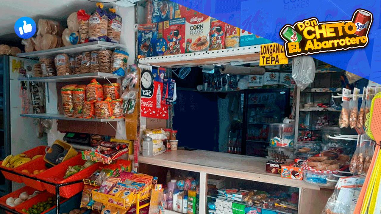 Don Cheto el Abarrotero por qué vender barato en las tiendas de abarrotes