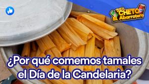¿Por qué comemos tamales en México el día de la Candelaria?